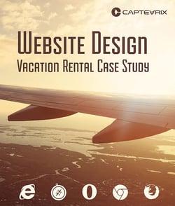 Website Design Vacation Rental Case Study
